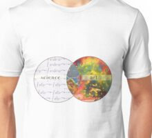 Science Art Wonder Unisex T-Shirt