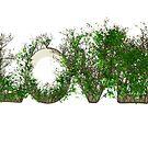 Love Garden Word Design by Looly Elzayat