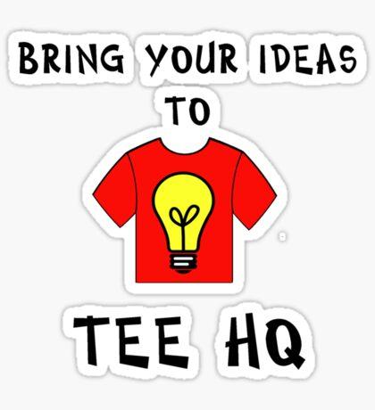 Ideas Sticker
