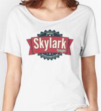 Skylark Tonight Ainter's Women's Relaxed Fit T-Shirt