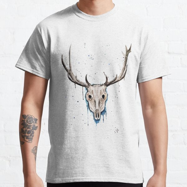 Hirschschädel Classic T-Shirt