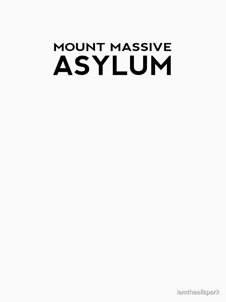 Outlast - Mount Massive Asylum by iamtheallspark