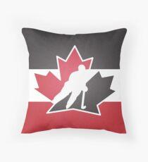 Team Kanada Kissen