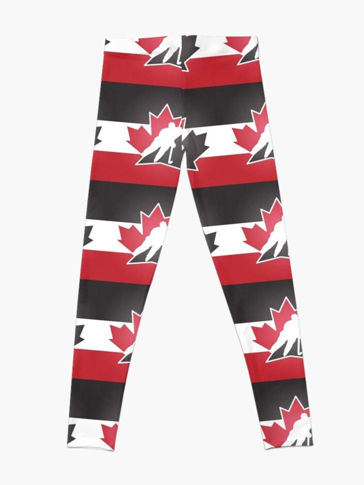 Alternate view of Team Canada Leggings