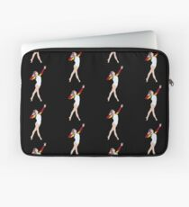 Gymnast Daniela Silivas Portrait Laptop Sleeve