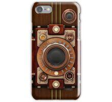 Vintage Steampunk Camera No.1A Steampunk phone cases iPhone Case/Skin