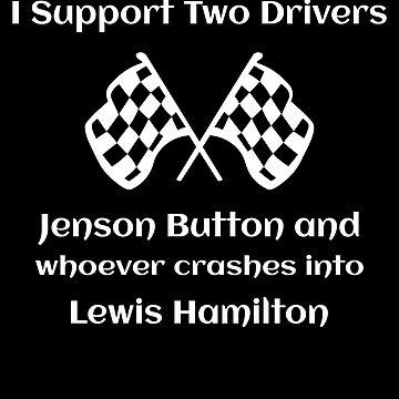 Jenson Button Wrecks Lewis Hamilton Formula One by itsmwaura