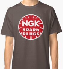 NGK sparkplugs Classic T-Shirt