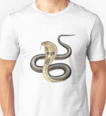 Indian Cobra (Naja naja) T-Shirt