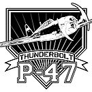 P47 Thunderbolt by CoolCarVideos