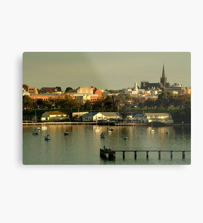 Geeong,City By The Bay Metal Print