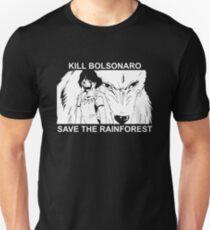 Save The Rainforest t-shirt Slim Fit T-Shirt