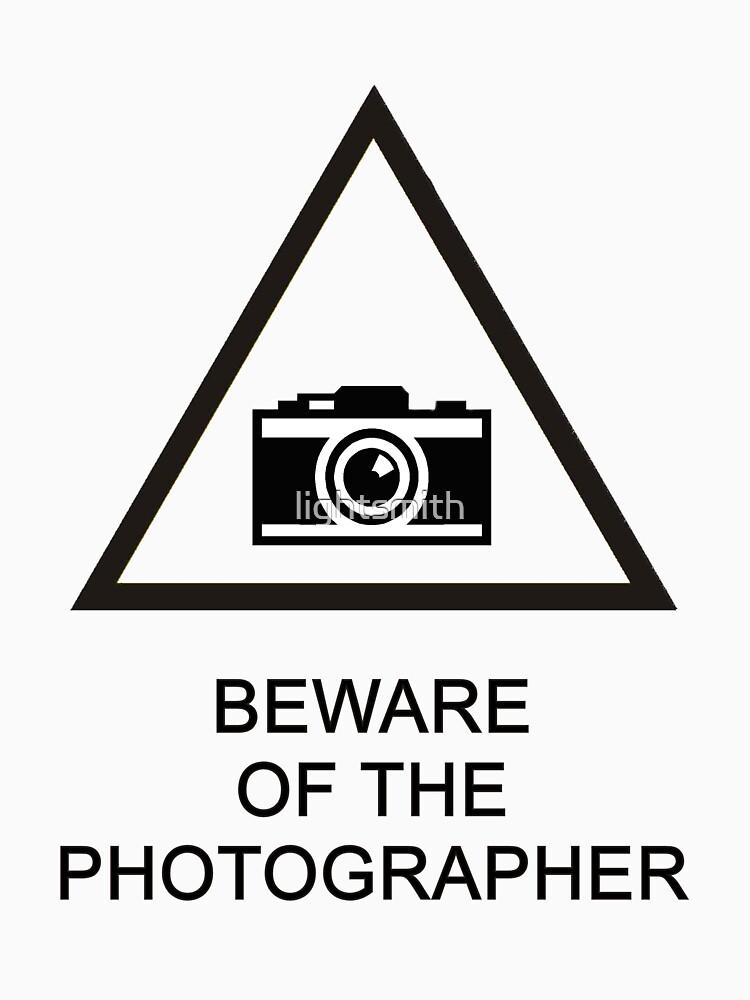 Cuidado con el fotógrafo de lightsmith