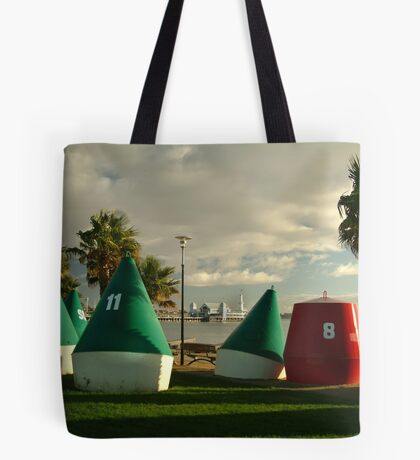 Geelong Water Front Tote Bag