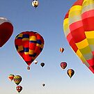 Would You Like To Fly In My Beautiful Balloon? by © Loree McComb
