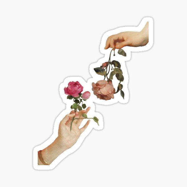creation of eve Sticker