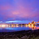 Forth Rail Bridge by Xpresso