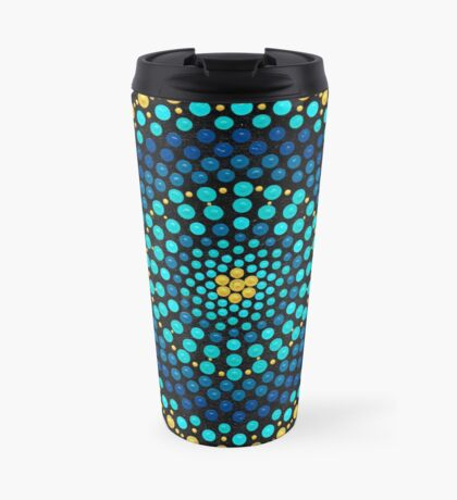 Mandala 6 Travel Mug