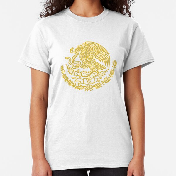 Coat of Arms of Mexico Classic T-Shirt