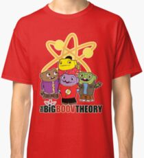 Big Boov Theory Classic T-Shirt