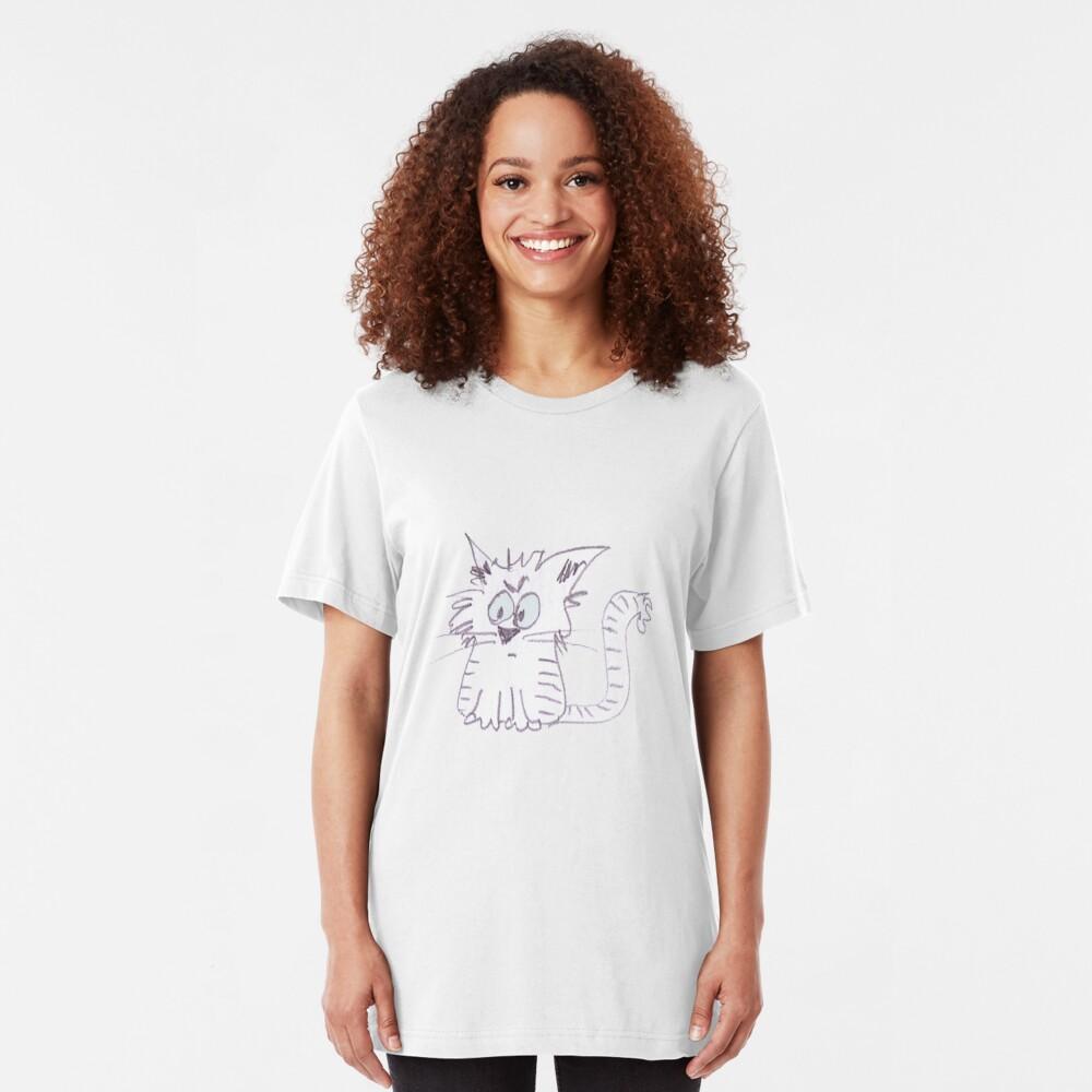 Bad mood Slim Fit T-Shirt