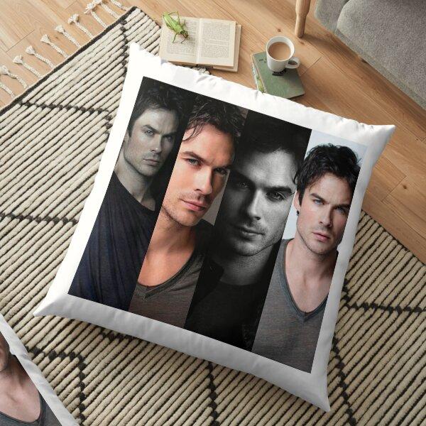 ian somerhalder Floor Pillow