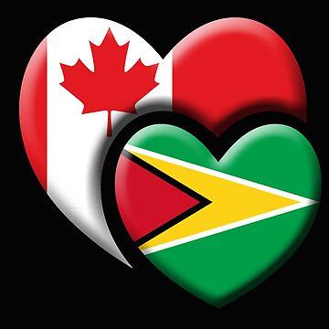 Guyana - Canada by DBnation