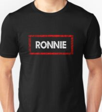 Jersey Shore Ronnie Unisex T-Shirt