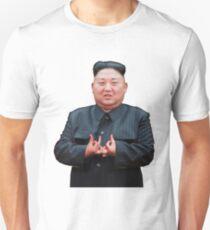 Camiseta unisex Kim Jong Izz-Ung