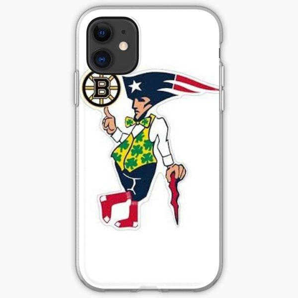 Boston Sports iPhone Soft Case