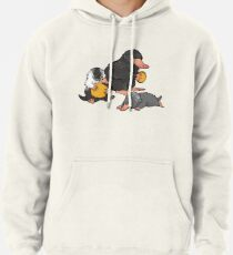 Niffler Family Pullover Hoodie