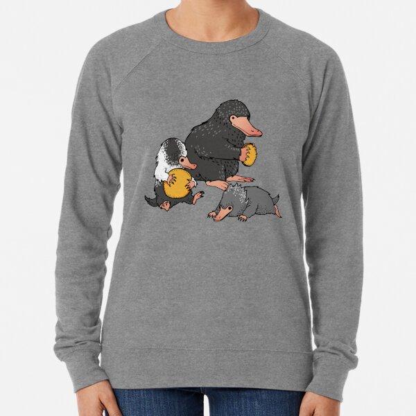 Niffler Family Lightweight Sweatshirt