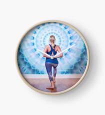 The Yogi Clock