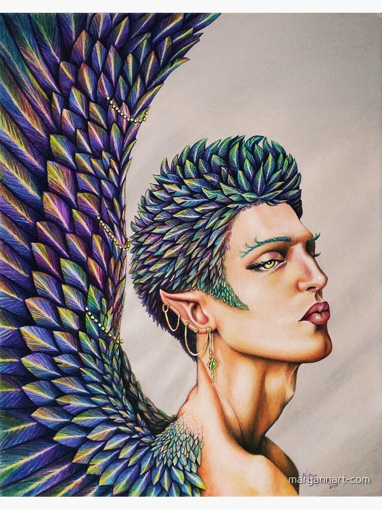 Wings by maryannart-com