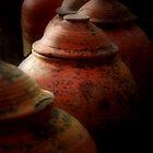 Pots by ROSE DEWHURST