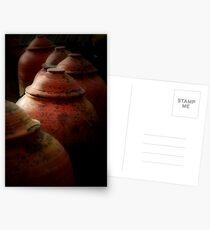 Pots Postcards