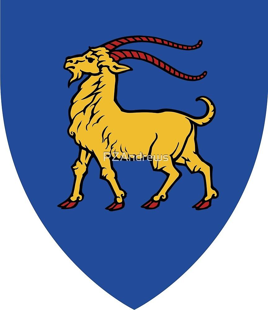 Istria - coat of arms by PZAndrews