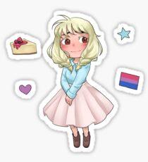 Marla Stickers Sticker