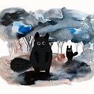 Waldkreaturen von Marianna Tankelevich