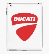 Ducati Top Logo iPad Case/Skin