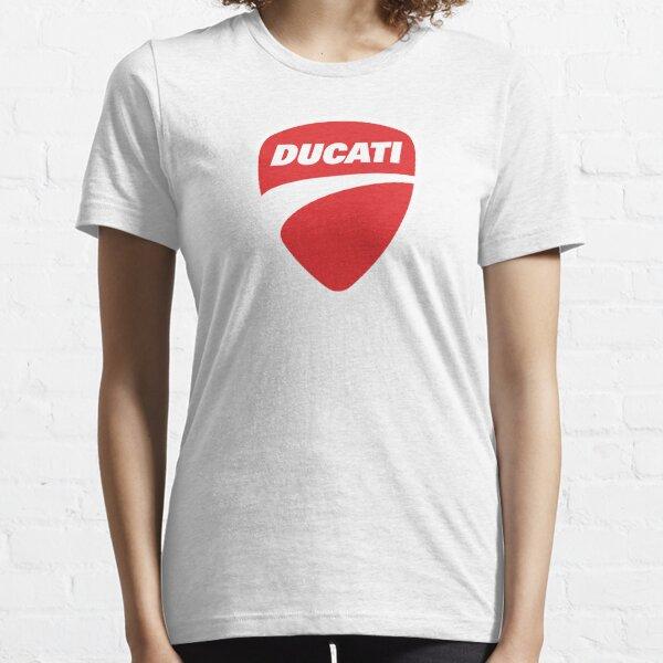 Ducati Top Logo T-shirt essentiel
