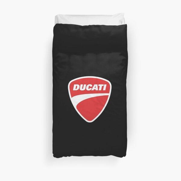 Ducati Top Logo Housse de couette