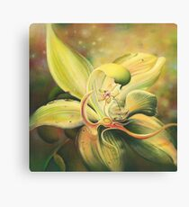The Orchid Canvas Print