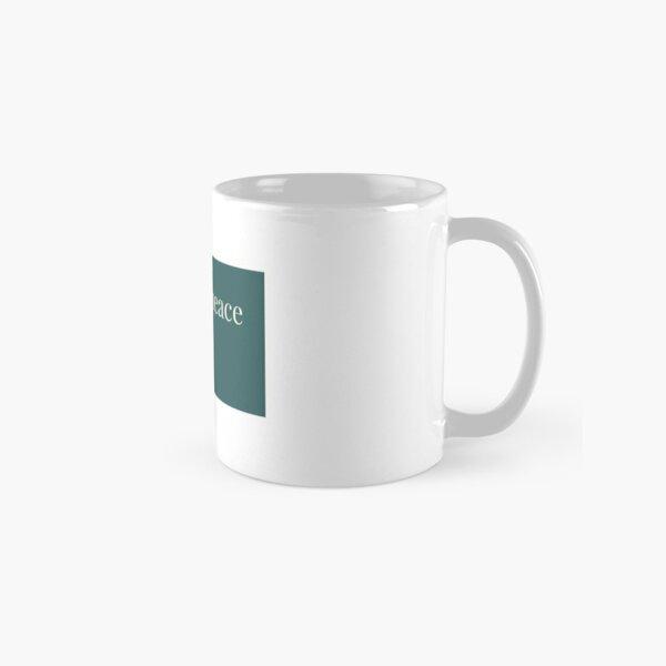 grace and peace  Classic Mug