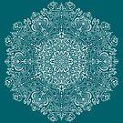Flower Mandala by renc-art