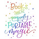 Books are Rainbow Magic by Thenerdlady