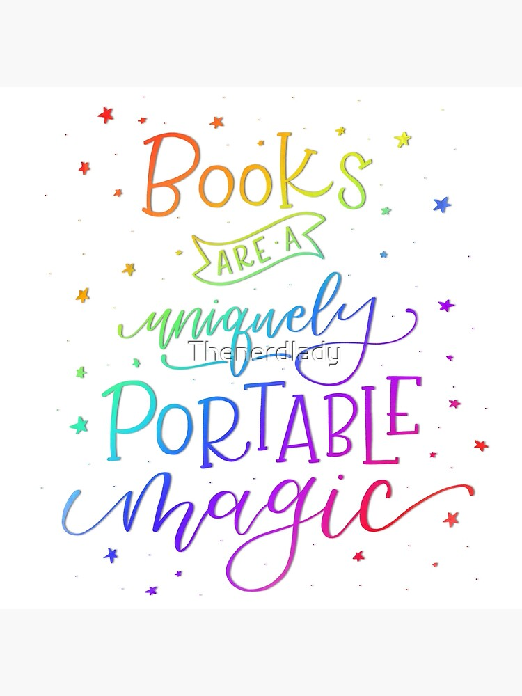Books are Rainbow Magic by Thenerdlady