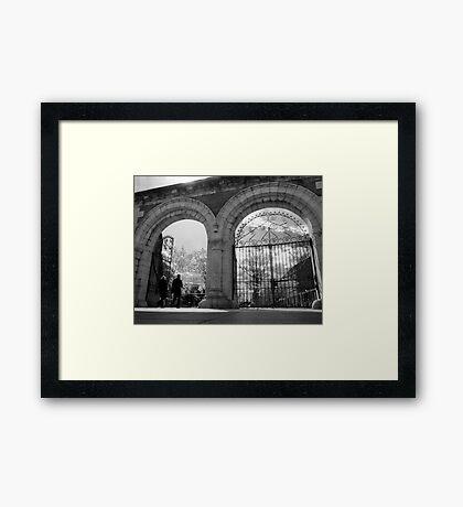 Bishop Lucy Park Framed Print