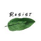 Resist by xtinathewriter