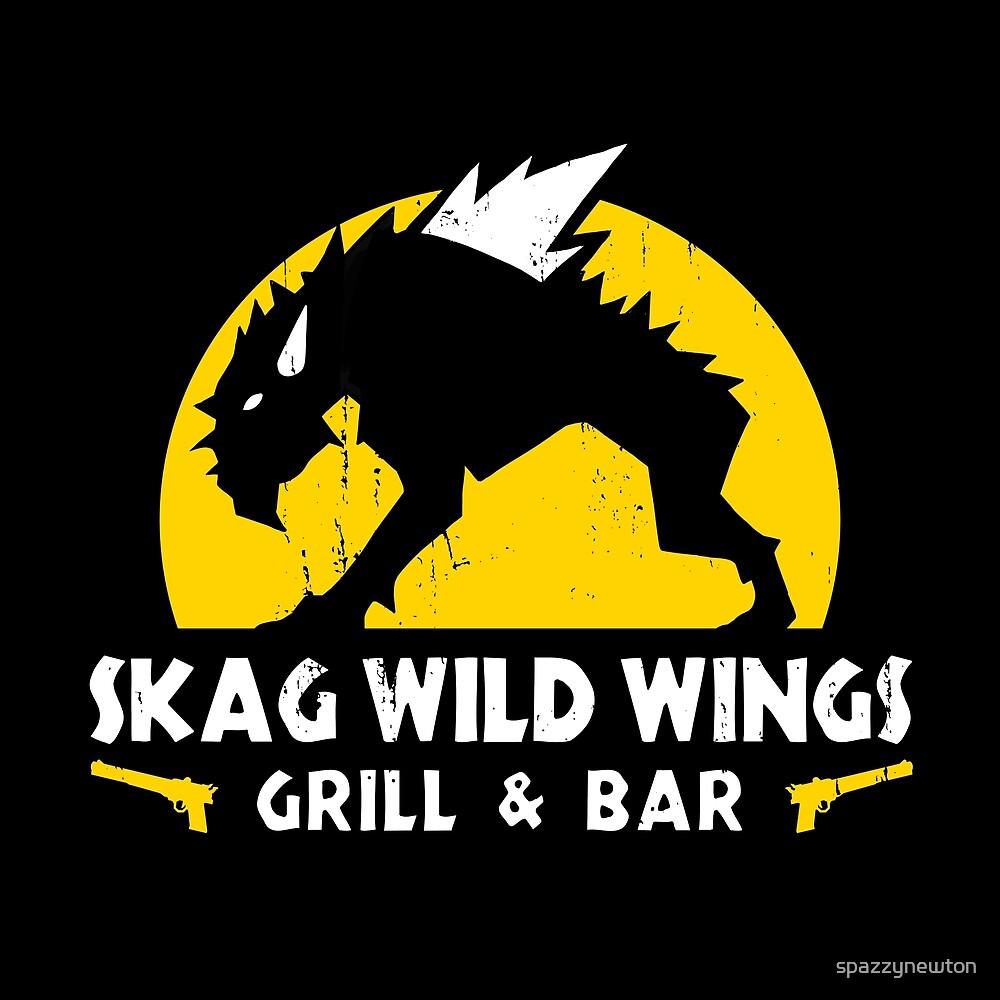Skag Wild Wings by spazzynewton